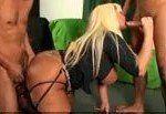 Video porno da travesti Pamella Falcão em uma suruba gostosa